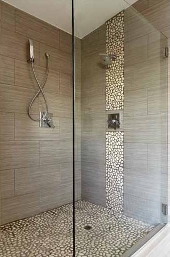 בנפט מקלחון בנוי (דלתות זכוכית למקלחת) | אגם עיצובים IY-83